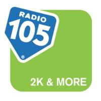 Logo de la radio Radio 105 - 2k & More!