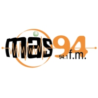 Logo of radio station Mas 94