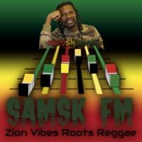 Logo de la radio SAMSK FM