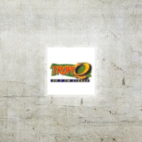 Logo of radio station TropiQ 99.7 FM