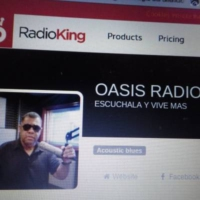 Logo of radio station OASIS RADIO NEW YORK