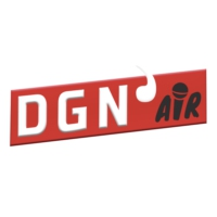 Logo of radio station DGN'Air