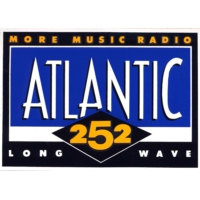 Logo of radio station Atlantic 252
