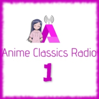 Logo of radio station Anime Classics Radio 1