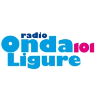 Logo of radio station Radio Onda Ligure 101