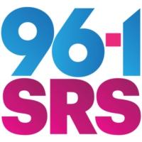 Logo of radio station WSRS 96-1 SRS