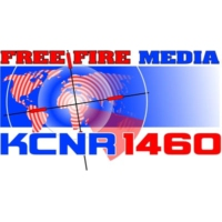 Logo of radio station KCNR 1460