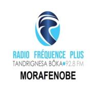Logo of radio station Radio Fréquence Plus MORAFENOBE