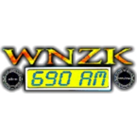 Logo of radio station WNZK