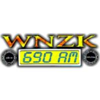 Logo of radio station WNZK