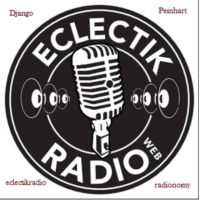 Logo of radio station eclectik radio