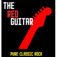 Logo of radio station The Red Guitar