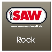 Logo of radio station radio SAW - Rock