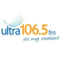 Logo of radio station Ultra 106