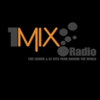 Logo of radio station 1 Mix Radio House