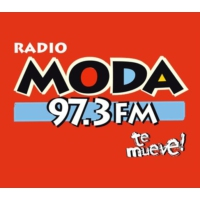 Logo of radio station Radio Moda 97.3