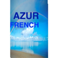 Logo of radio station Azur FRENCH
