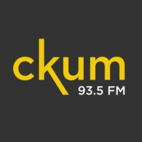 Logo of radio station CKUM 93,5 FM