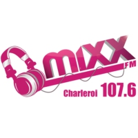 Logo of radio station MIXX FM  107.6 CHARLEROI