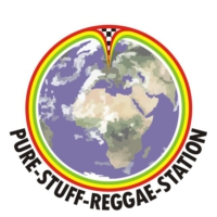 Logo of radio station Pure stuff reggae station