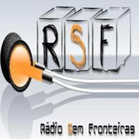 Logo of radio station Rádio Sem Fronteiras