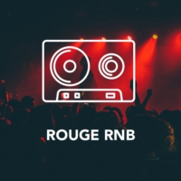 Logo of radio station Rouge RnB