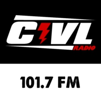 Logo of radio station CIVL Radio