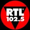 Logo of radio station RTL 102.5