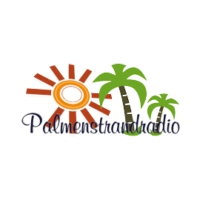 Logo of radio station Palmenstrand Radio