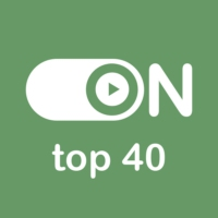 "Logo de la radio ""ON Top 40"""