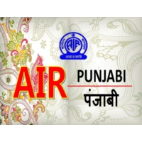 Logo of radio station AIR Punjabi