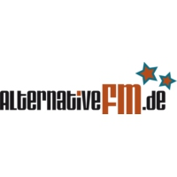 Logo of radio station AlternativeFM