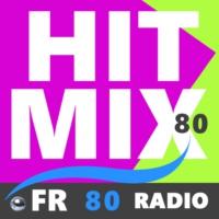 Logo of radio station HITMIX 80