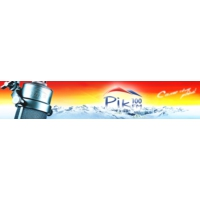 Logo of radio station PIK 100 FM