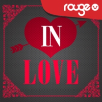 Logo de la radio Rouge in Love