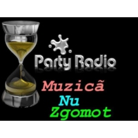 Logo of radio station PartyRadio Romania