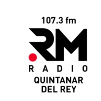 Logo of radio station RM Radio 107.3