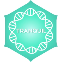Logo of radio station Positivity Tranquil