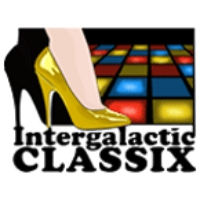 Logo of radio station IFM 2: Intergalactic Classix