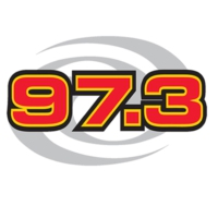 Logo of radio station CKUJ FM 97.3
