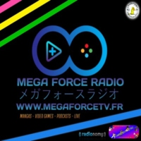 Logo of radio station MEGA FORCE RADIO