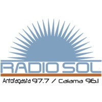 Logo of radio station Radio SOL - Antofagasta