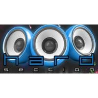 Logo of radio station Music base - Hard section