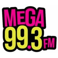 Logo de la radio KMGW Mega 99.3