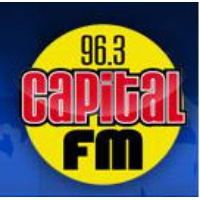 Logo of radio station Capital FM 96.3