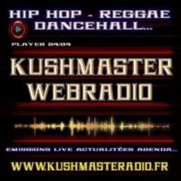 Logo of radio station KUSHMASTER HIP HOP RADIO