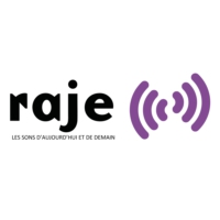 Logo of radio station RAJE