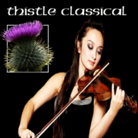Logo of radio station Thistle Classical