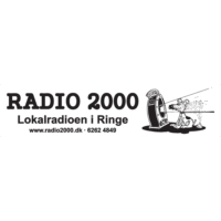 Logo of radio station Radio2000