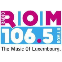 Logo of radio station Radio ROM 106.5 FM